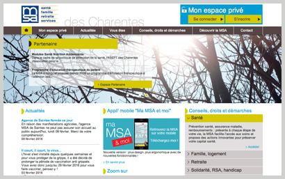 site web MSA